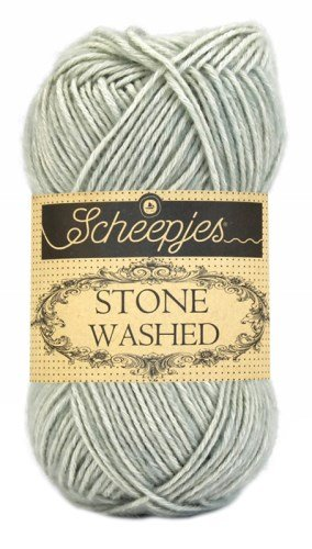 Scheepjes Stonewashed Yarn 814 Crystal Quartz
