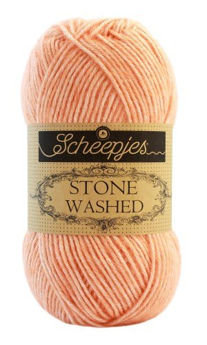 Scheepjes Stonewashed Yarn 834 Morganite