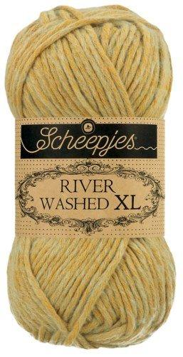 Scheepjes River Washed XL Aran Yarn 50g 977 Ural