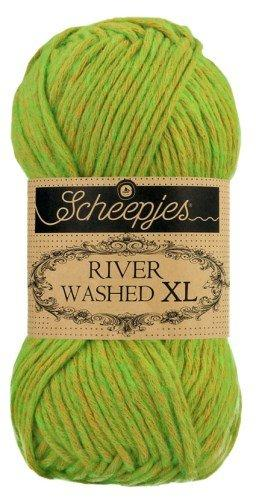 Scheepjes River Washed XL Aran Yarn 50g 980 Narmada