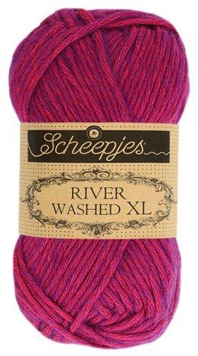 Scheepjes River Washed XL Aran Yarn 50g 982 Steenbras