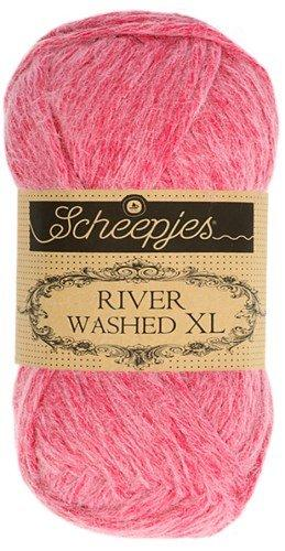 Scheepjes River Washed XL Aran Yarn 50g 983 Mekong