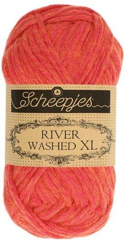 Scheepjes River Washed XL Aran Yarn 50g 986 Mississippi