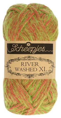 Scheepjes River Washed XL Aran Yarn 50g 987 Seine