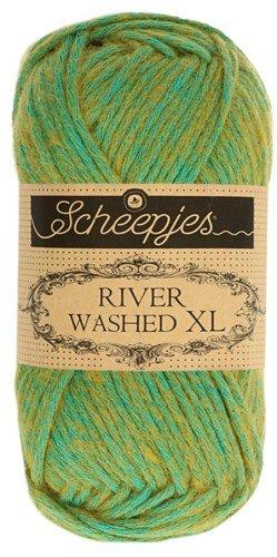 Scheepjes River Washed XL Aran Yarn 50g 991 Amazon
