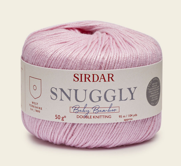Sirdar Snuggly Baby Bamboo 114 Candy
