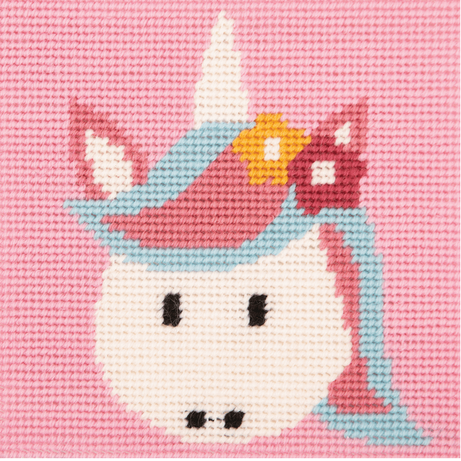 Stitch Kit: 1st Kit: Magic Unicorn