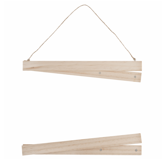 Frame: Hanging Magnetic Wooden: 30cm