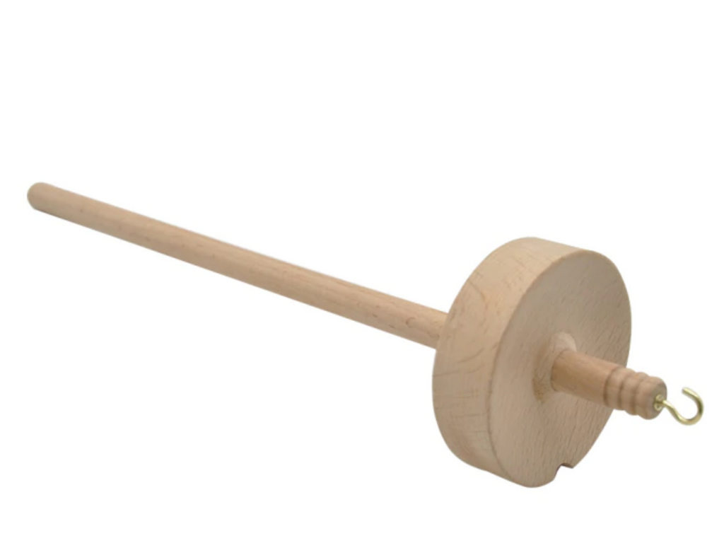 Drop Spindle (Wooden) for Hand Spinning