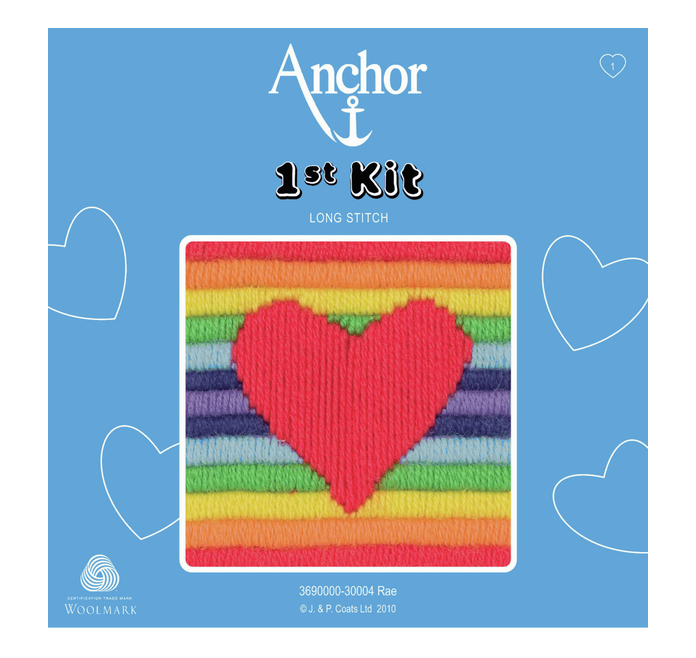 Long Stitch Kit: 1st Kit: Rae