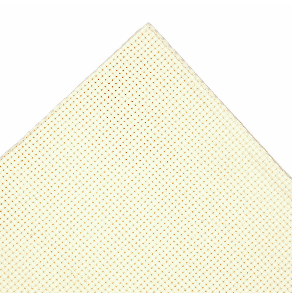 Aida Needlecraft Fabric: 30 x 45cm 11 Count: Cream