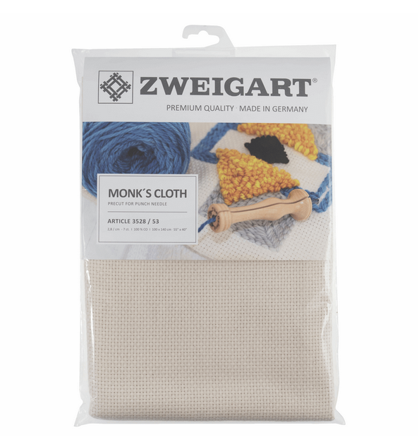 Zweigart Monk's Cloth 7 count