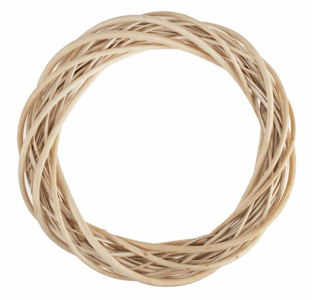 Wreath Base : Willow 30cm