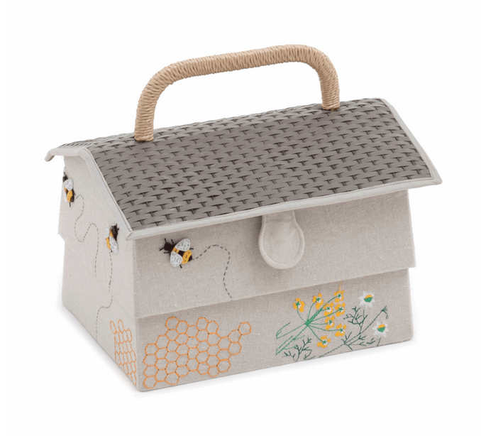 Hive Sewing Box: Bee