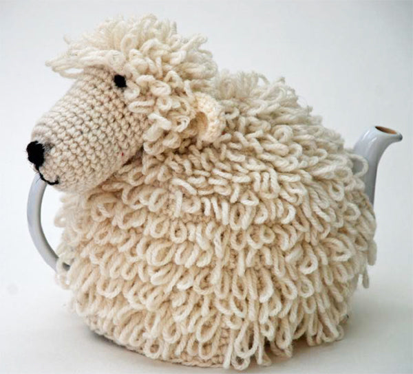 Sheep Tea Cosy Crochet Kit