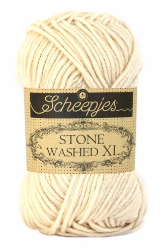 Scheepjes Stone Washed XL 50 g - 841 Moon Stone