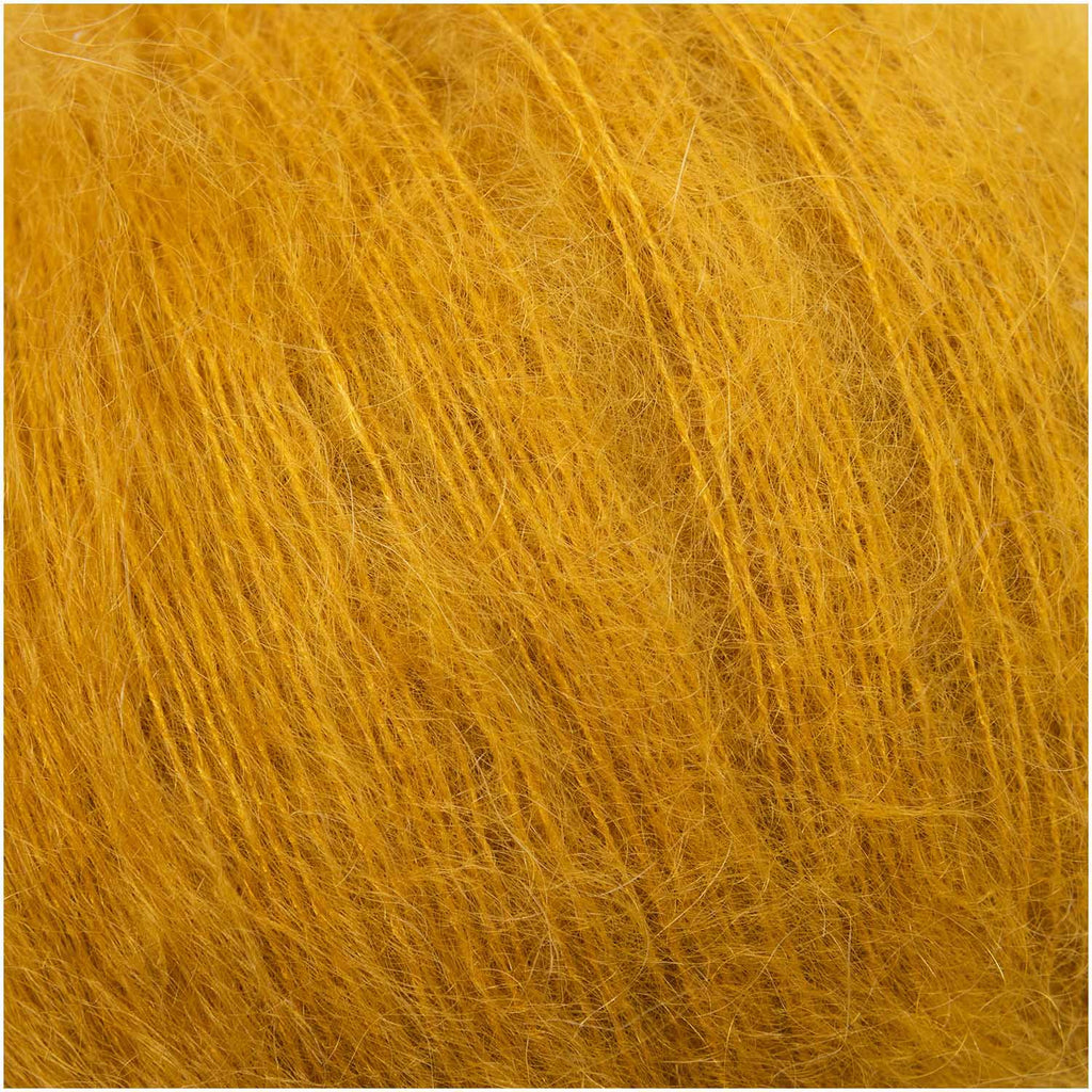 Super Kid Mohair Silk 25g Mustard 037