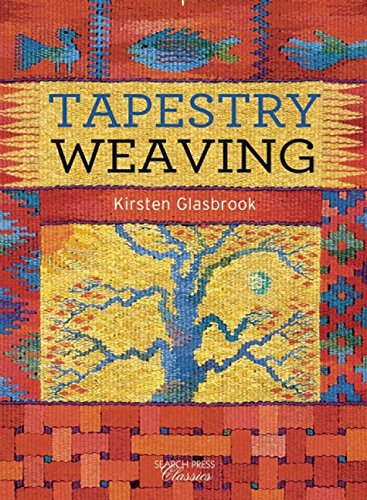 Tapestry Weaving - By Kirsten Glasbrook