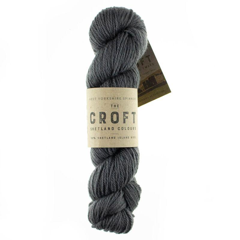 The Croft Shetland Colours  Laxfirth 639 100g