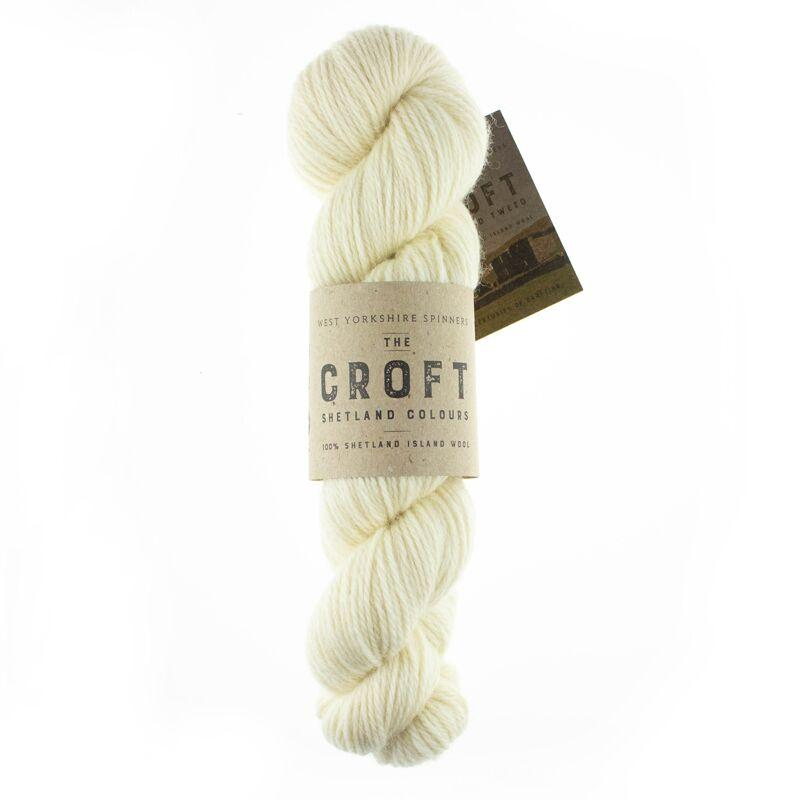 The Croft Shetland Colours Sullom  010 100g