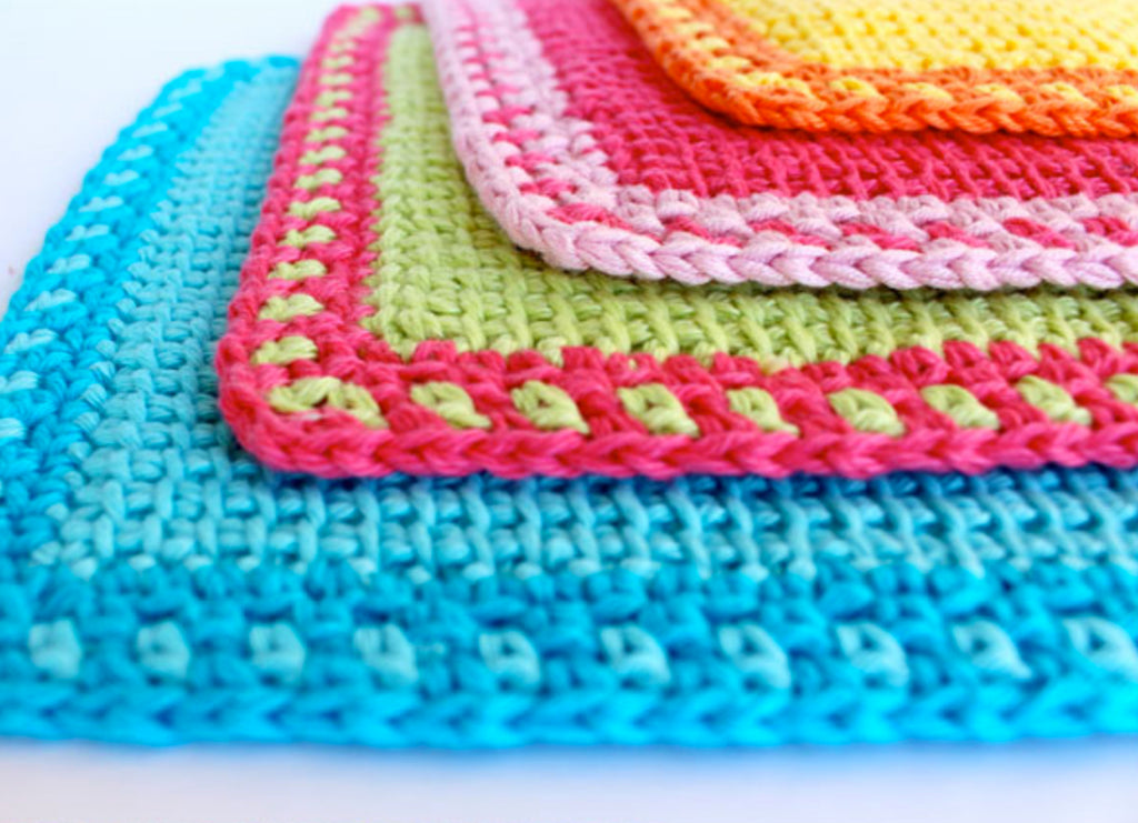 Tunisian Crochet Course