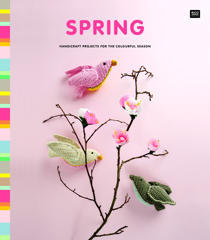 Rico Spring Handicraft Projects Book