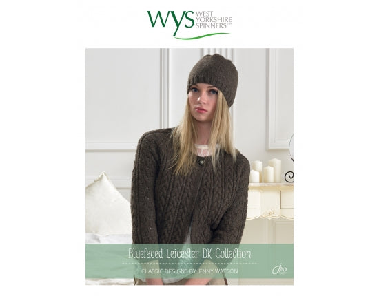 WYS BFL DK Collection Pattern Book