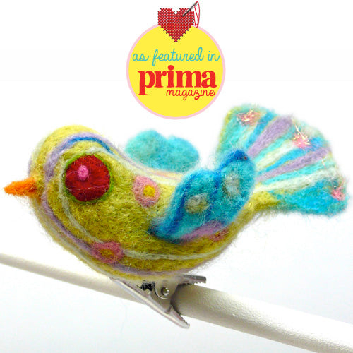 Chirpy Chappy Needle Felting Kit