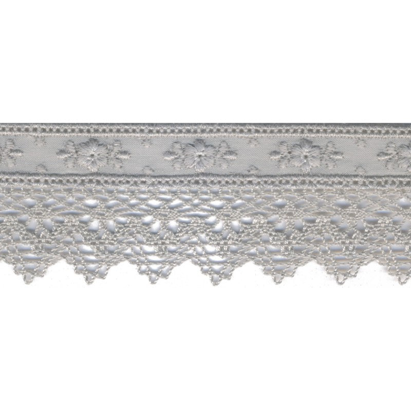 Embroidered Lace 031