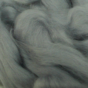 100g Grey Merino wool tops for felting & giant knitting