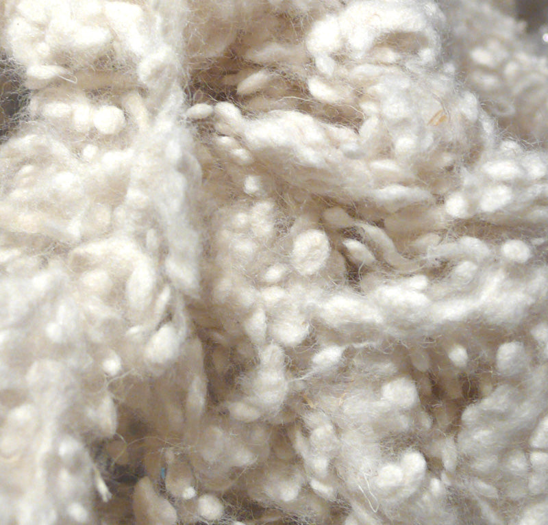 Wool Nepps natural