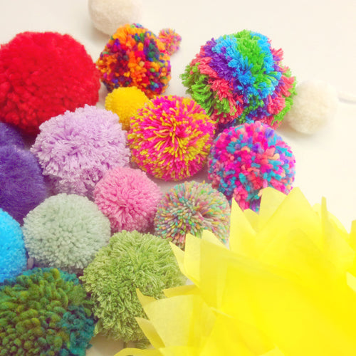 Pompom Maker Set x 4 sizes