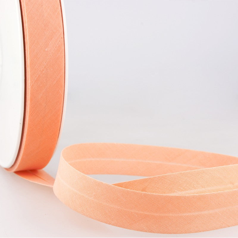Bias Binding 12 Peach Per Metre 20mm