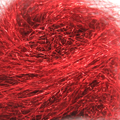 Angelica Red Angelina Glitter Fibres