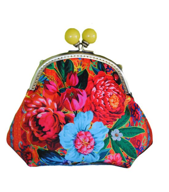 Velvet Purse Sewing Kit : Istanbul
