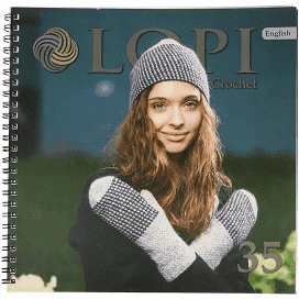 Lopi Icelandic Wool Pattern Book 35