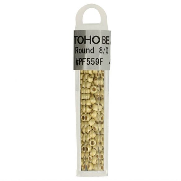 Toho Glass Seed Beads : 4g tube