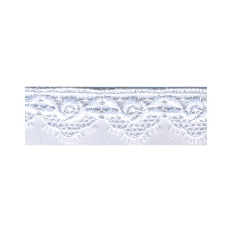 Lace waves 25mm 001