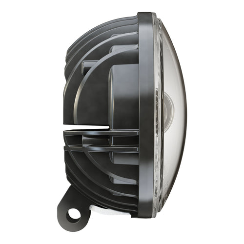 MOTODEMIC 5.75 INCH PEDESTAL MOUNT L.E.D. HEADLIGHT