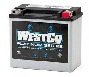 WESTCO WCP15 AGM BATTERY