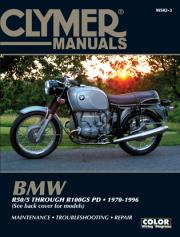 Clymer BMW Repair Manual