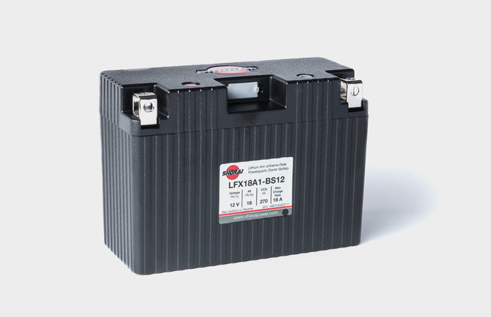 SHORAI 18 AMP HOUR BATTERY