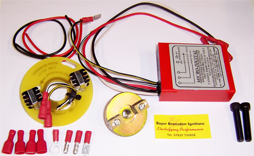 BOYER ELECTRONIC IGNITION