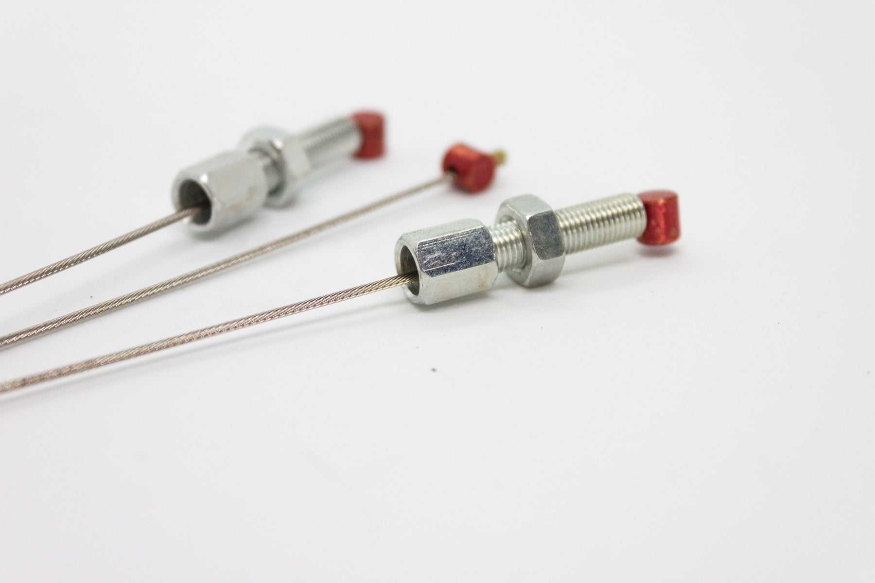 Custom Throttle Cables Boxer Metal