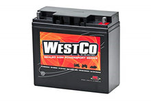 WESTCO 12V20P AGM BATTERY