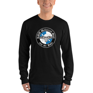 BIKER SCUM LONG SLEEVE UNISEX T-SHIRT