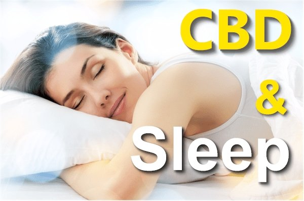 An Updated View of CBD and The Pathways of Sleep with a Focus on Mental Health