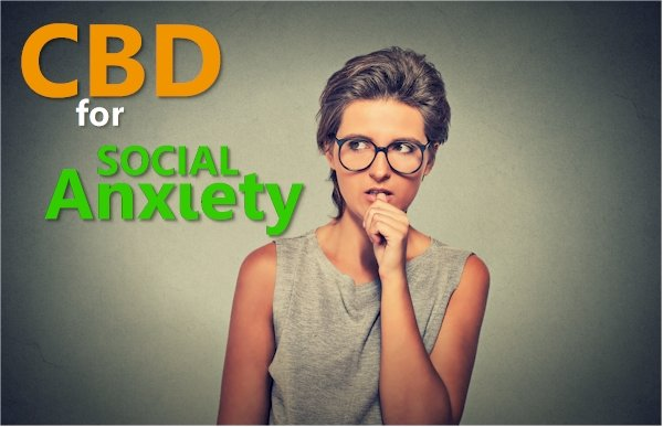 Can CBD Help With Social Anxiety?