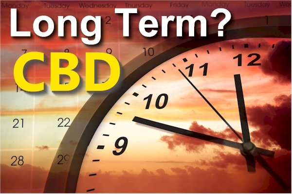 Can You Take CBD Long Term?