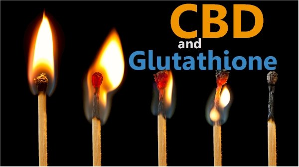 CBD, Glutathione, and Anxiety